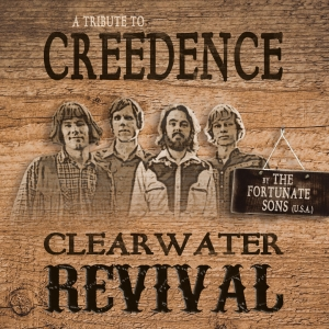 The Fortunate Sons playing Creedence Clearwater Revival
