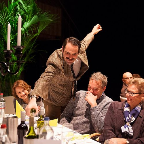 Faulty Towers The Dining Experience - Galerij afbeelding