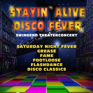 Stayin' Alive Disco Fever
